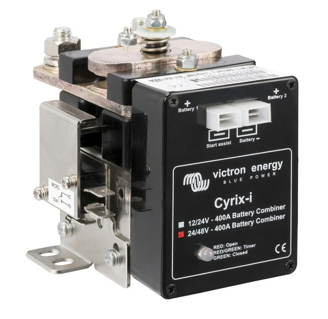 Cyrix Batteriekoppler