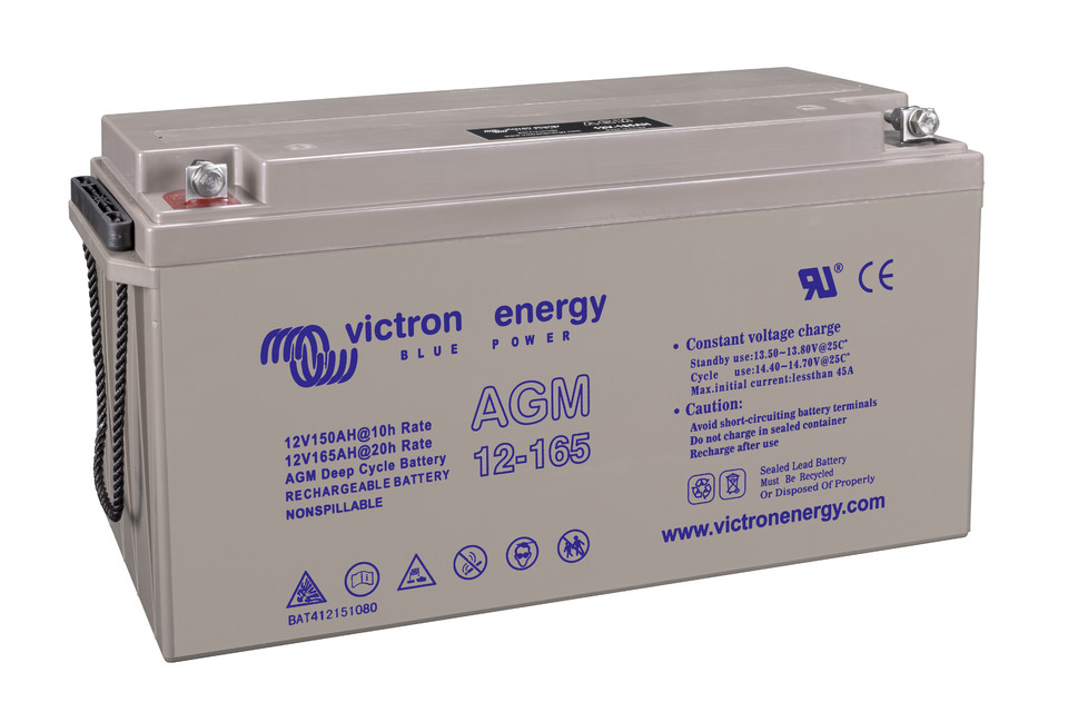 Gel Und Agm Batterien Victron Energy
