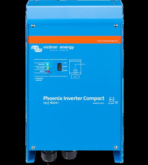 Wechselrichter Victron Phoenix C 12V-2000 VA   reiner Sinus  Spannungswandler