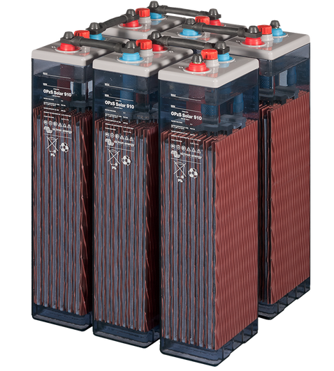 OPzS batteries