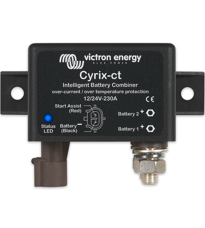 Cyrix Batteriekoppler - Victron Energy