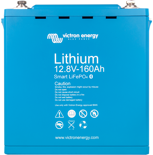 Lithiumbatterie 12,8V & 25,6V Smart