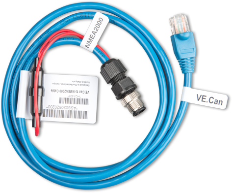VE.Can zu NMEA2000 Micro-C Kabelstecker