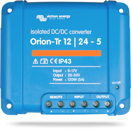 Orion-Tr DC-DC Converters Non-isolated